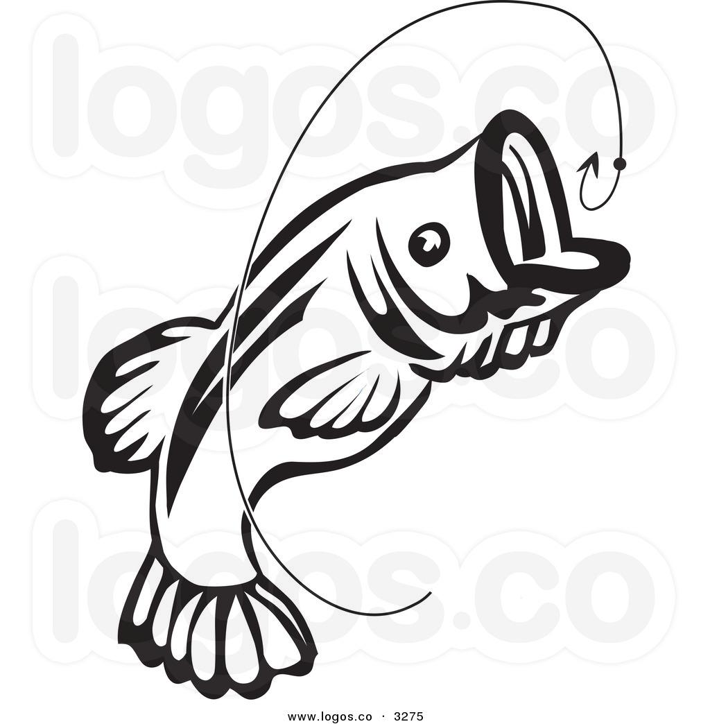 1024x1044 Hook Clipart Bass Fishing