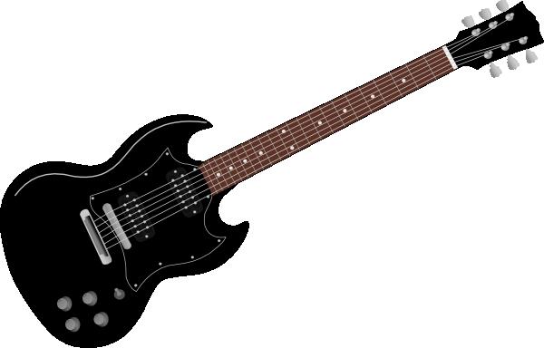 600x384 Guitar Clip Art