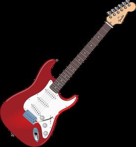 276x298 Slanted Red Fender Clip Art