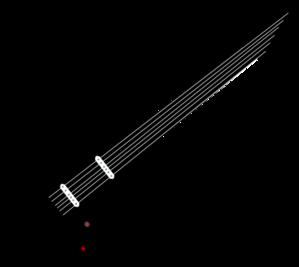 299x267 Bass Guitar Clipart 101 Clip Art