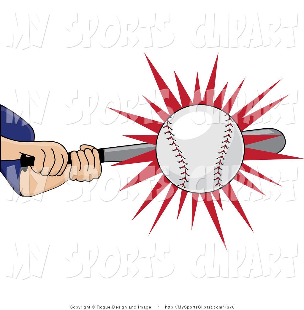 1024x1044 Sports Clip Art Of A Baseball Batter Hitting A Ball By Pams