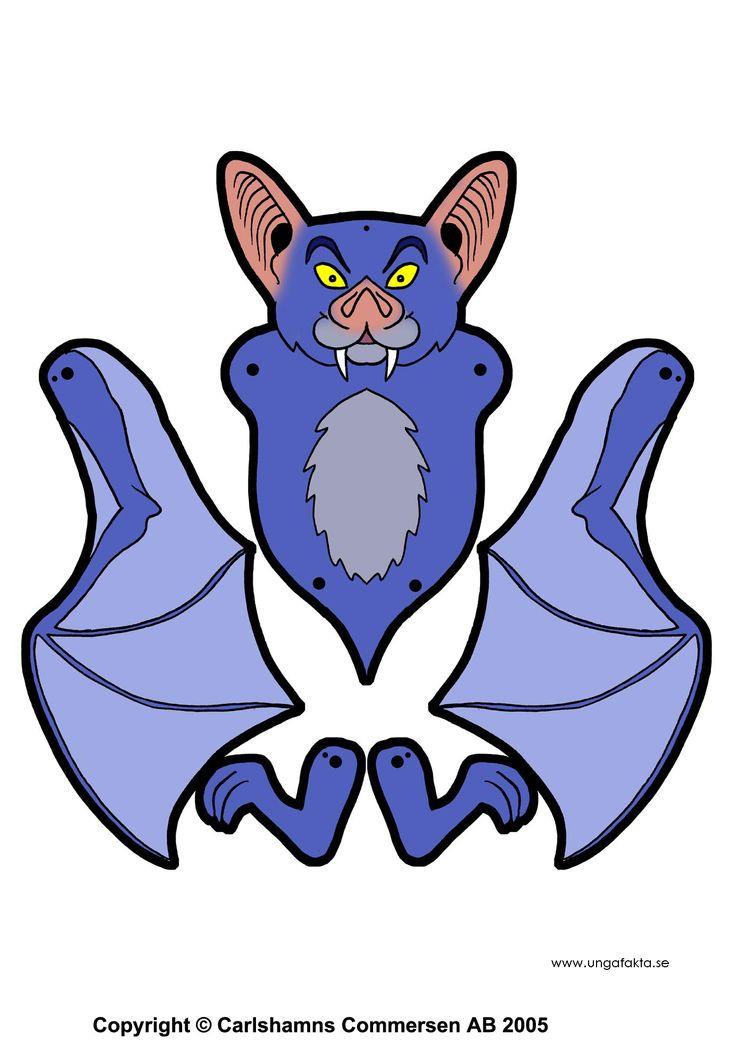 736x1047 bat clipart halloween cartoon - Bat Cartoon