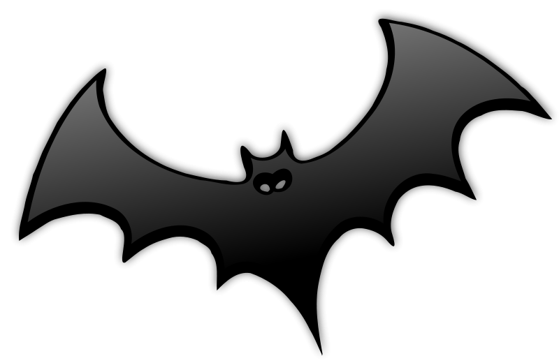 800x520 Bat clipart real