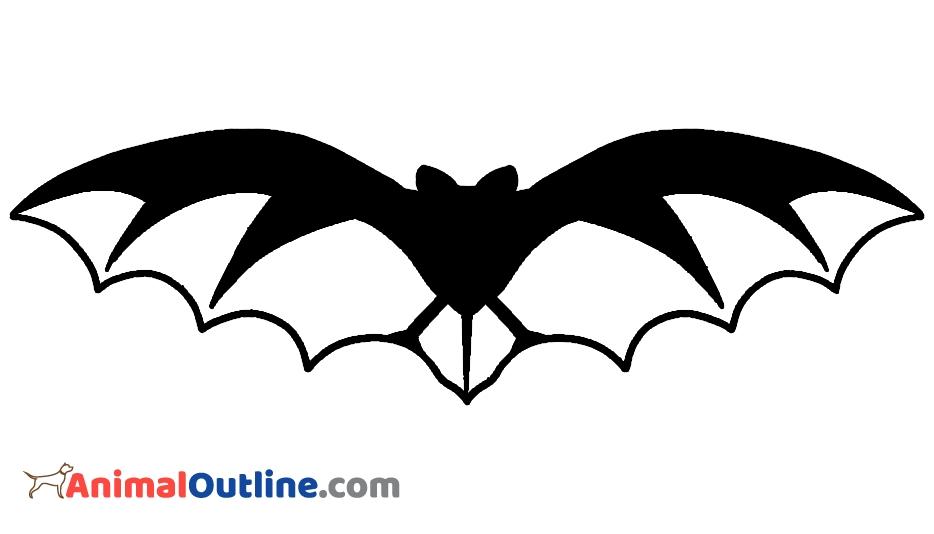 934x534 Bat Animal Outline Pictures, Images, Clip Art