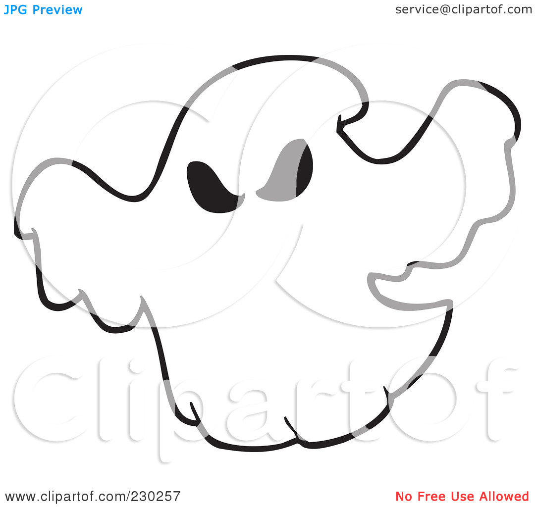 1080x1024 Ghost Clipart Ghost Outline