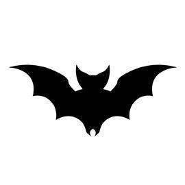 270x270 Halloween Bats Silhouettes