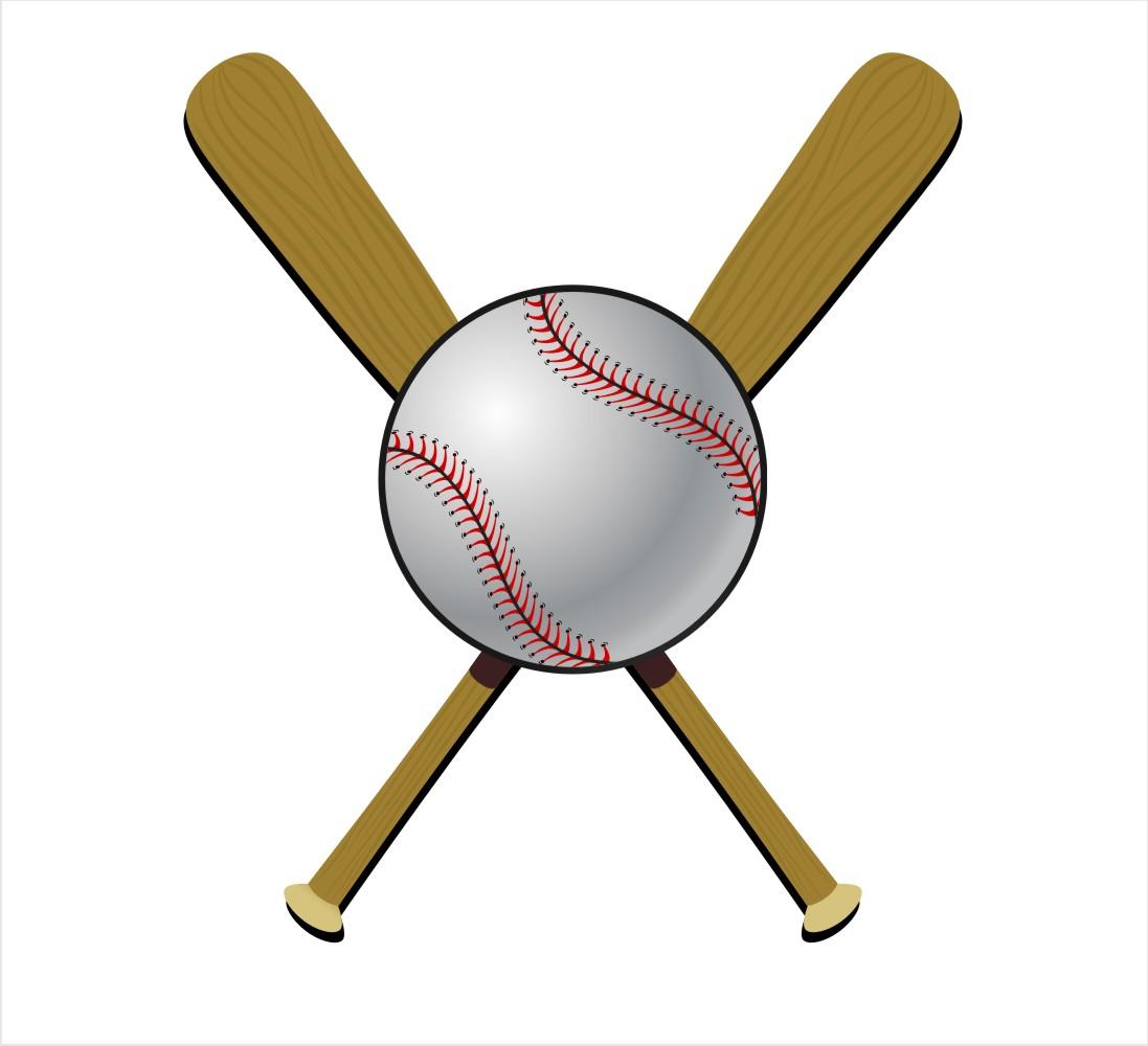 1097x1000 Baseball Bat Baseball Outline Clipart Clipart Kid 2