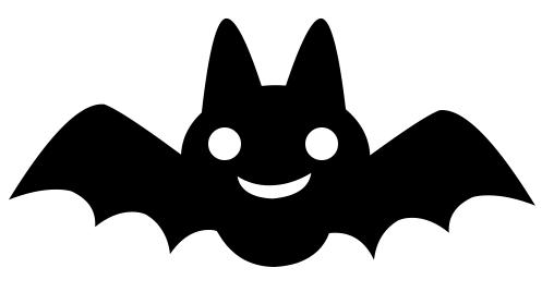 508x268 Bats Clip Art Download
