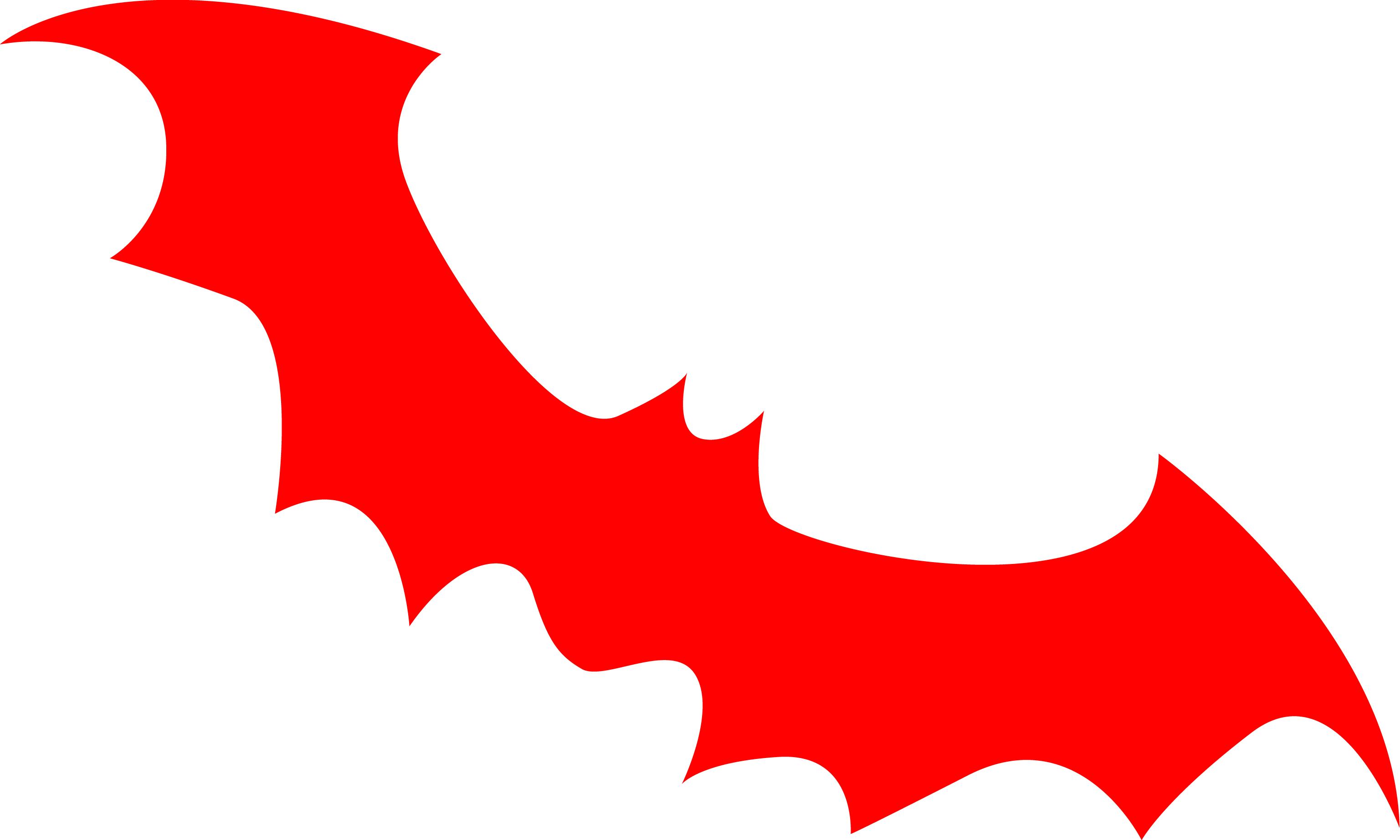 3073x1844 Small Bat Clipart