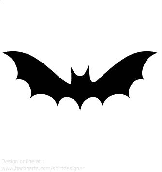 335x355 Bat Clipart Black And White