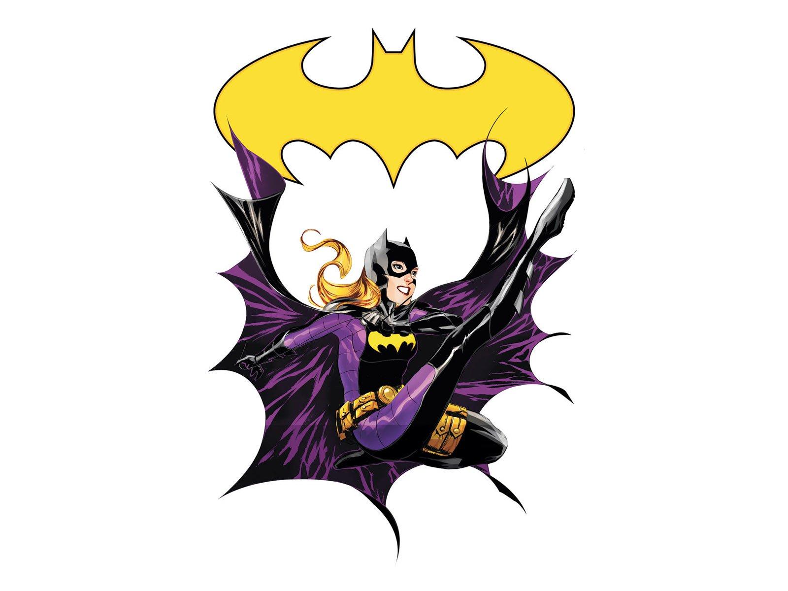 1600x1200 Batman Clipart Batgirl