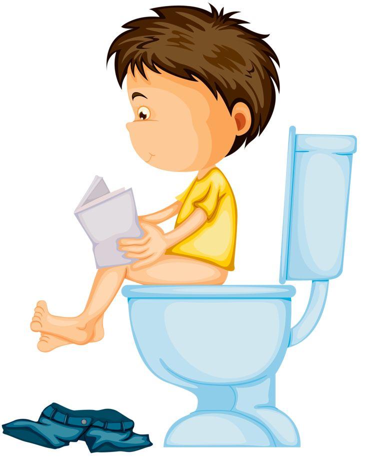 736x930 Bathroom Clipart Potty Time