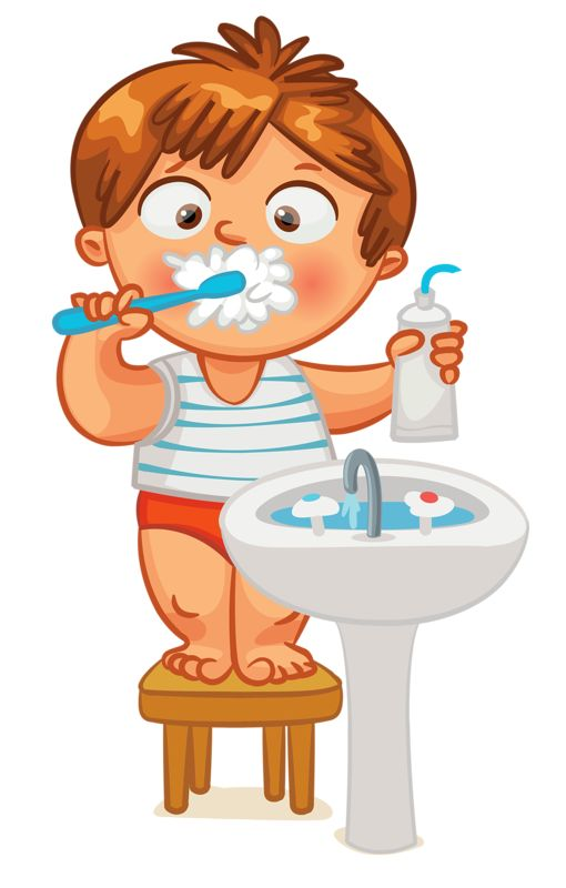 Bathroom Clipart For Kids Free Download Best
