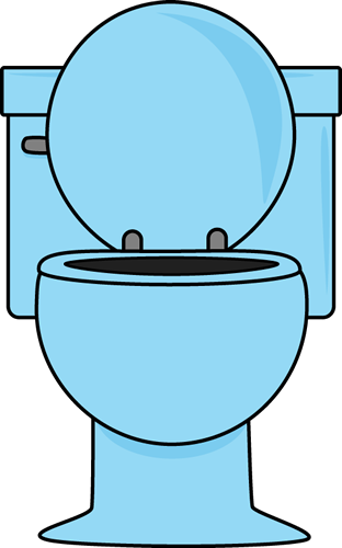 312x500 Cartoon Toilet Clip Art Clipart Kid