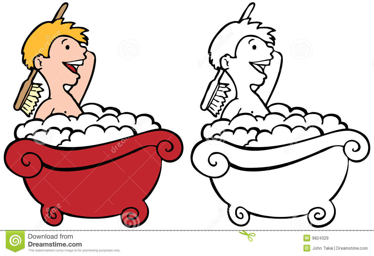 Bathroom Clipart For Kids | Free download best Bathroom Clipart For ...