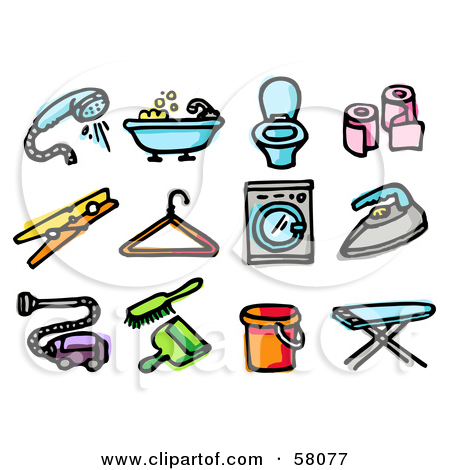 450x470 Furniture Clipart Bathroom Furniture