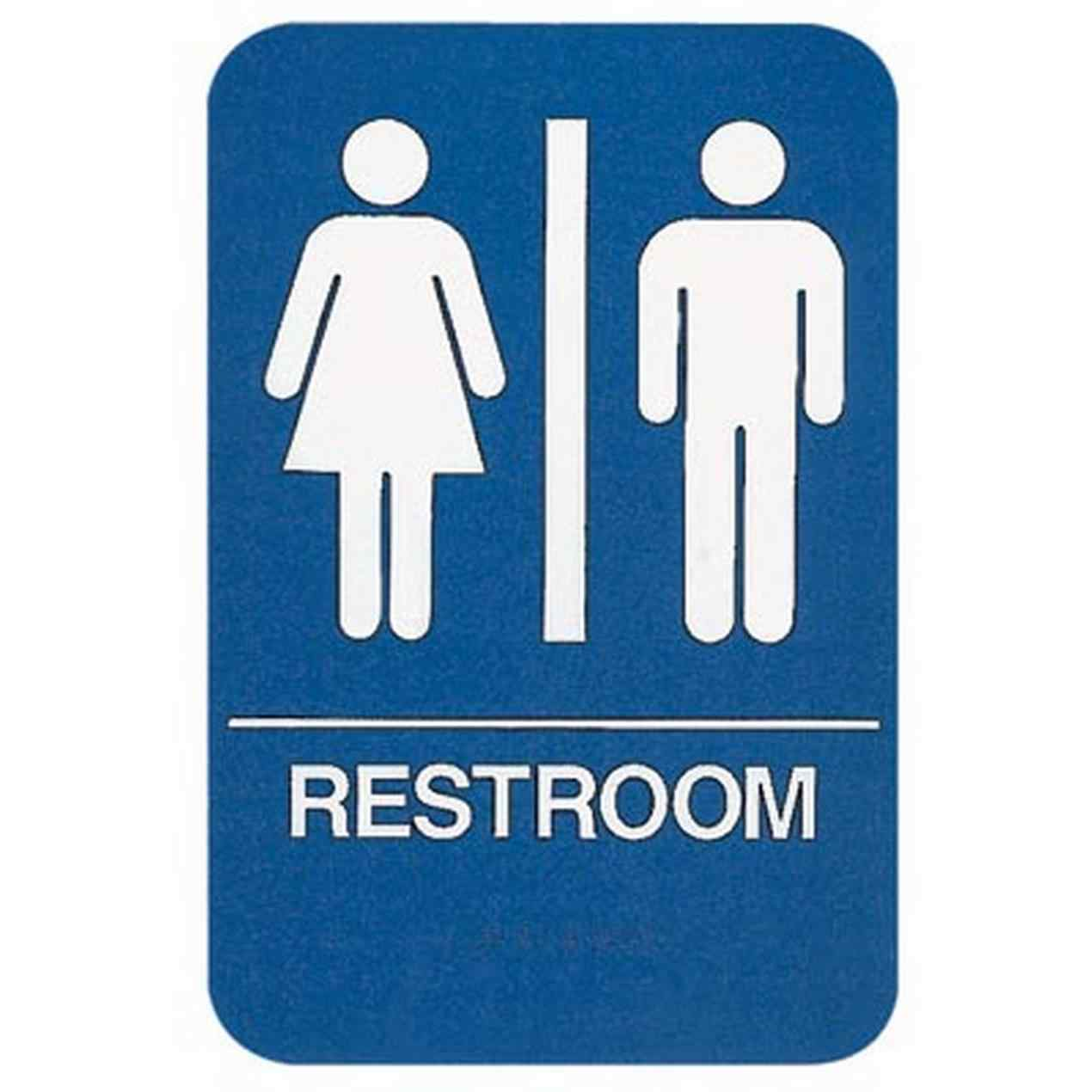 1270x1270 blue mens bathroom sign datenlaborinfo - Mens Bathroom Sign