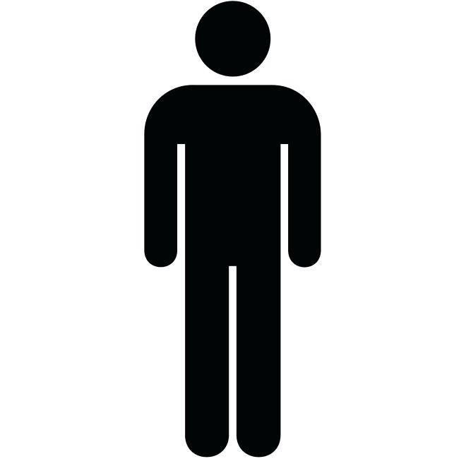 660x660 Man Bathroom Sign Male Bathroom Sign Bathroom Design Software