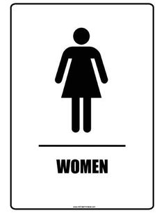 236x306 Free Printable Men Bathroom Signs Printable Graphics