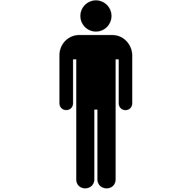660x660 Mens Toilet Signs Clip Art (13+)