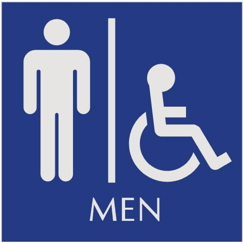 Men And Women Bathroom Sign Home Design Ideas Httpwww - Male bathroom sign