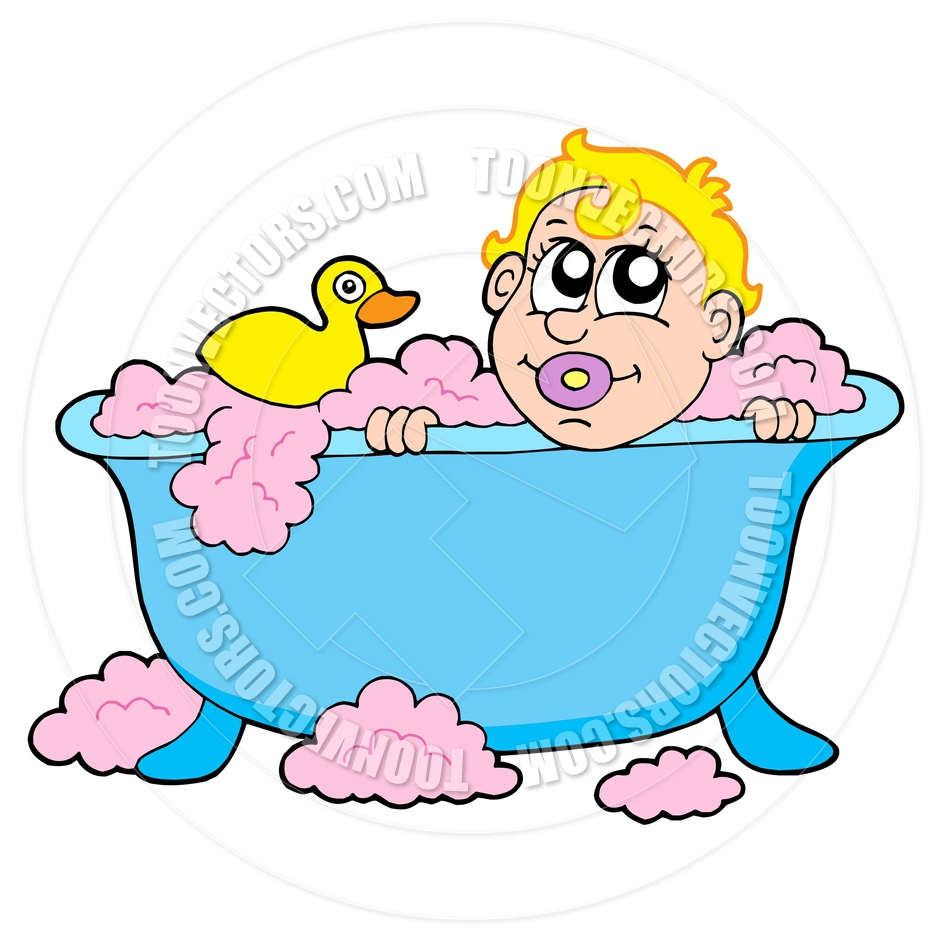 Bath Bubbles Cartoon Free Vector Graphic On Pixabay: Free Download Best Baths Clipart On