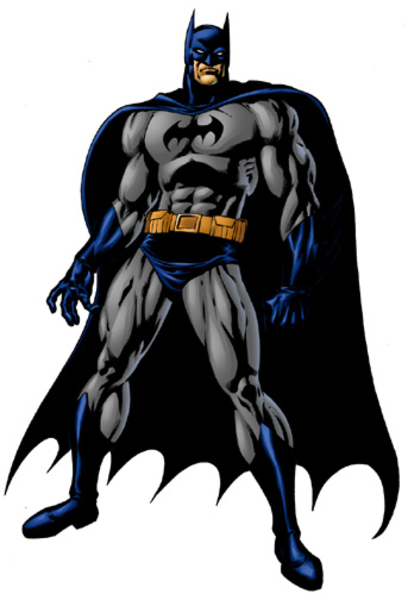 408x600 Batman Color Free Images