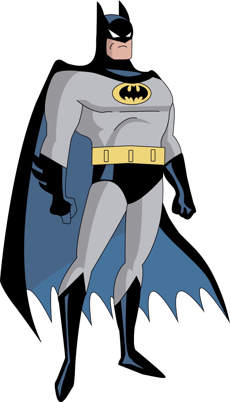 793x1383 Batman No Background Clipart