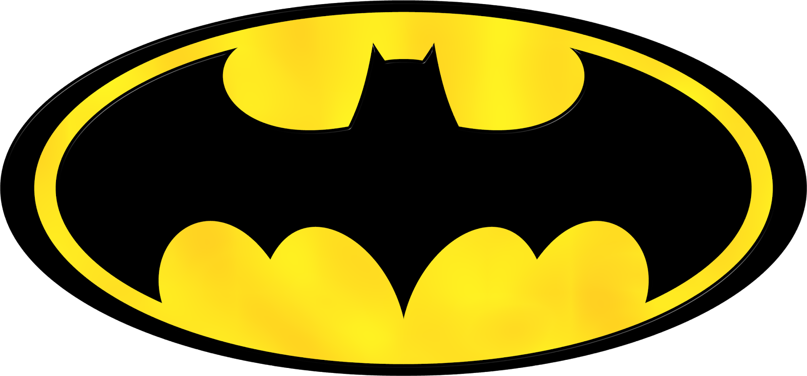 1600x746 Batman Logo Justice Ligue Clip Art