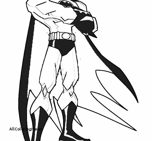 648x600 Best Of Batman Coloring Pages