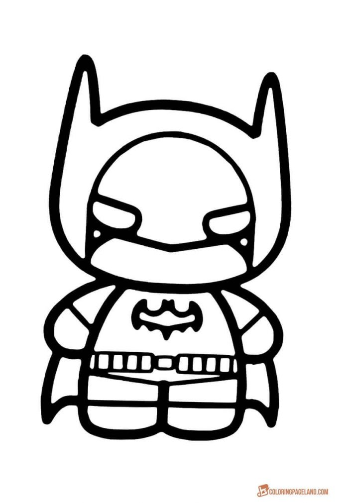 Batman Coloring Pages Free Download Best Batman Coloring Pages On