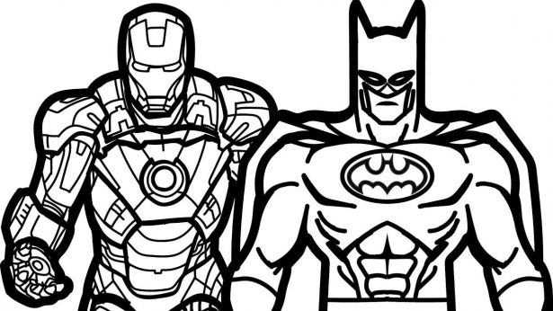 615x346 Film Batman Pictures Batman Coloring Pages To Print Batman