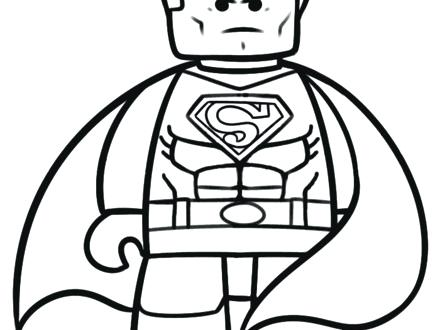 440x330 Lego Batman Coloring Pages Joker For Free Printable Star Wars