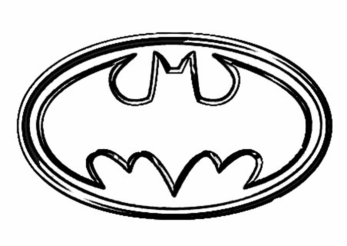 700x496 Sign Batman Coloring Pages Coloring Pages To Print Free