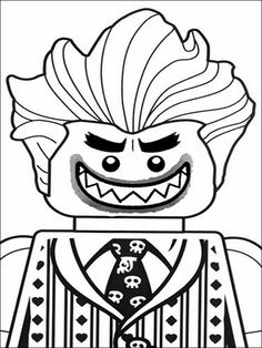 236x314 Lego Batman Coloring Coloring Pages Lego Batman