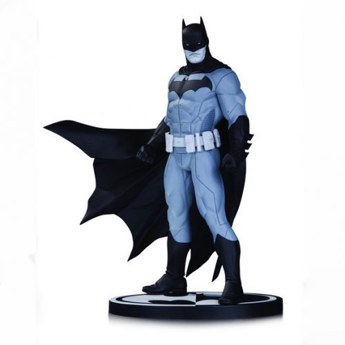500x500 Batman Black And White Statue Price Guide