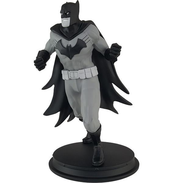 600x600 Dc Comics Batman Black And White Statue Exclusive Icon Heroes