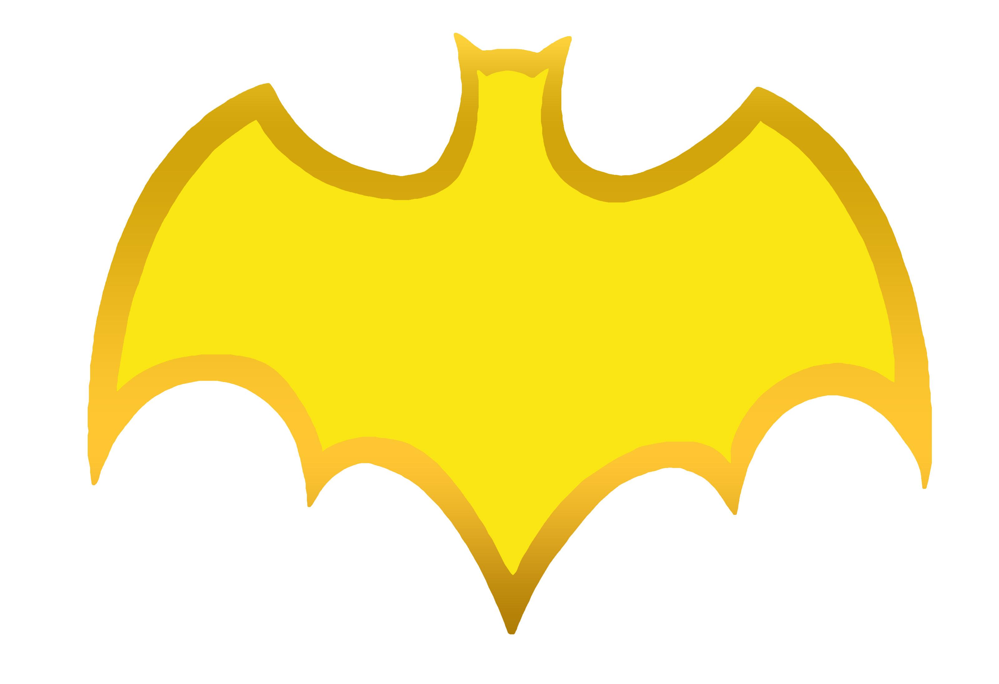 Batman insignia template clipart free download best batman 3200x2192 logo clipart batgirl buycottarizona