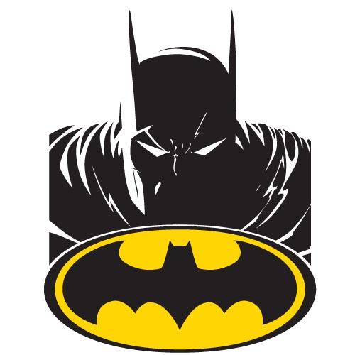 500x500 Batman Vector Logo Free Clip Art