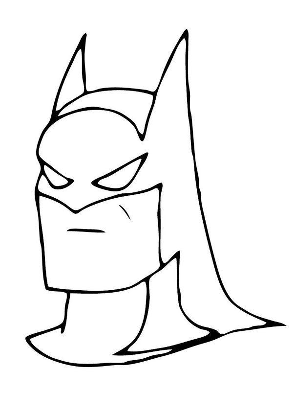 Batman Logo Outline Free Download Best Batman Logo Outline