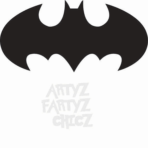 570x571 Batman Logo Digital Item Only Clipart Digital Download Svg