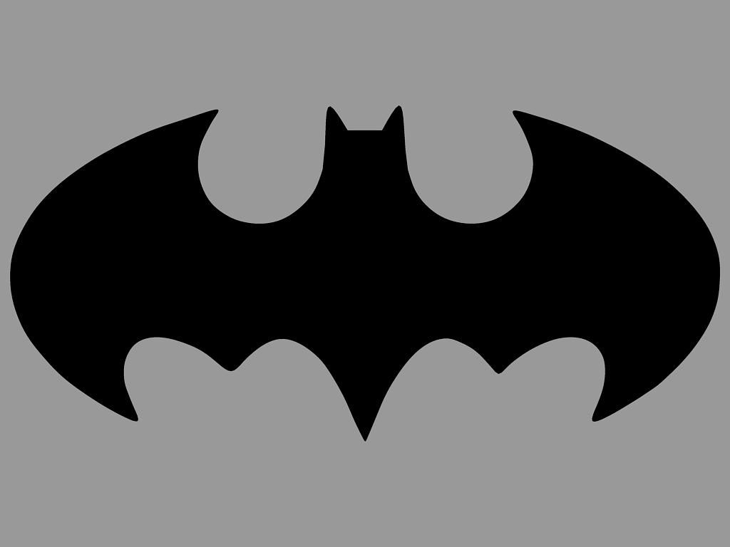 1024x768 Batman Logo Png
