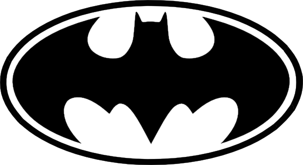 600x326 Batman Logo Png