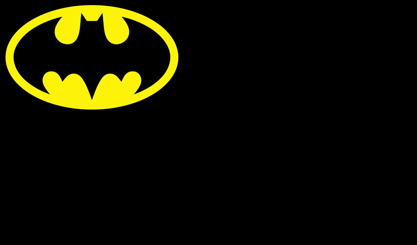 1425x837 Batman Logo Symbol And Silhouette Stencil Vector