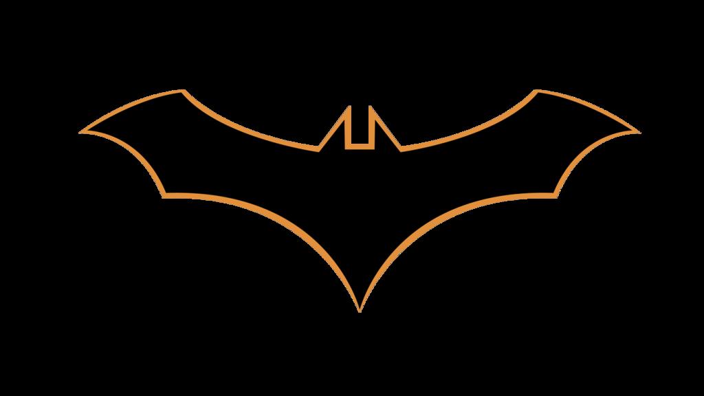 1024x576 Batman New Logo (Rebirth) By Alexbadass