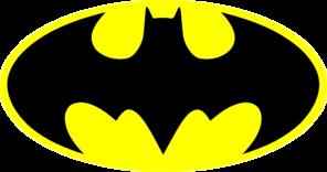 296x156 Batman Logo Clip Art