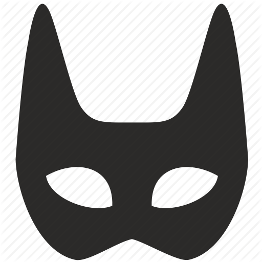 512x512 Batman, Face, Half, Mask, Skin, Woman Icon Icon Search Engine