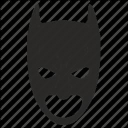 256x256 Batman, Mask, Skin Icon Icon Search Engine