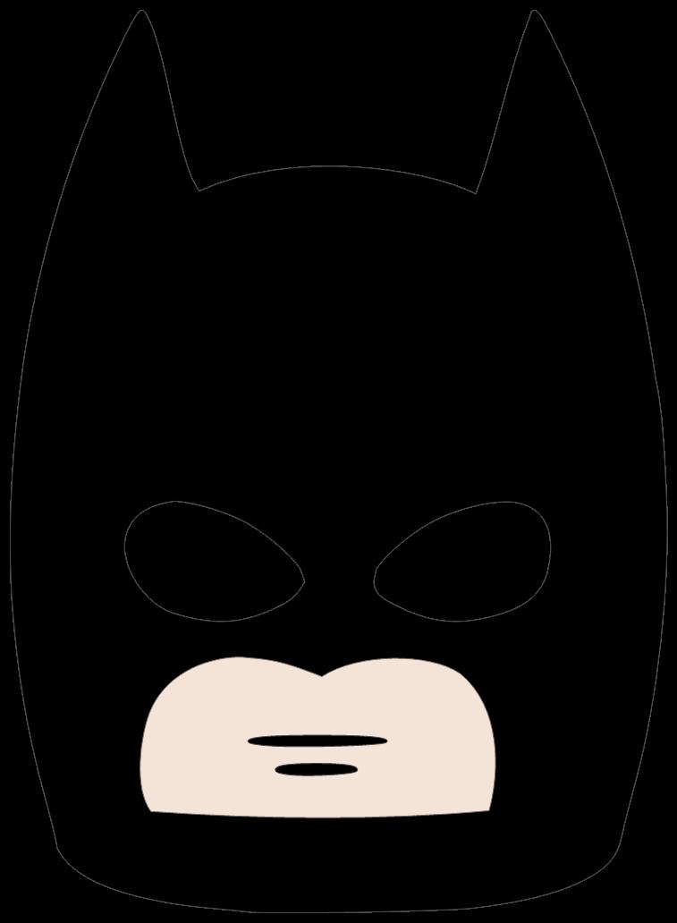 757x1032 Batman Mask Png