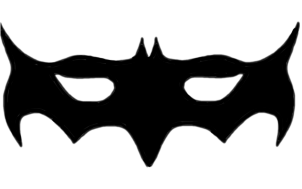 1024x640 Batman Mask By Jeffkingofgravy